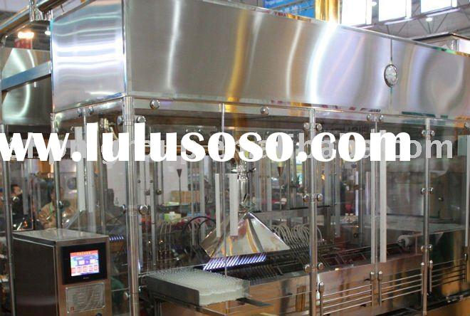 ampoule injection filling and sealing machine