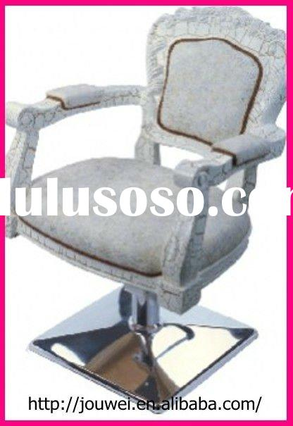 antique PU lady's barber chair/styling chair/salon furniture/salon  beauty chair/hydraulic ch - Hydraulic Salon Styling Chair, Hydraulic Salon Styling Chair