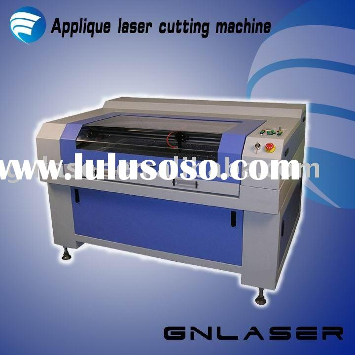 applique laser cutting machine/fabric laser cutting machine/fabric laser cutter/fabric cutting machi