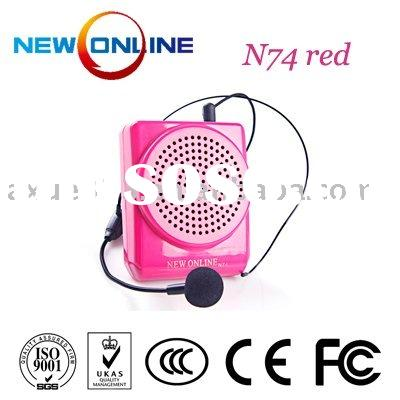 audio video distribution mini amplifier N74
