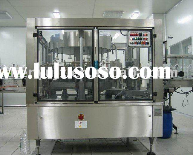 automatic OPP or paper hot melt glue labeling machine