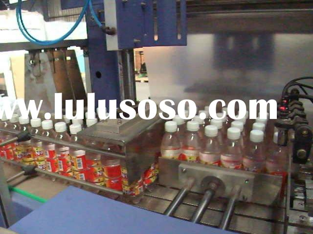 automatic group bottle packing machine