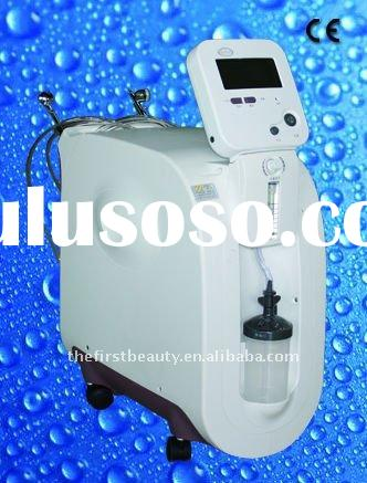 beauty salon equipment oxygen concentrator price for skin rejuvenation