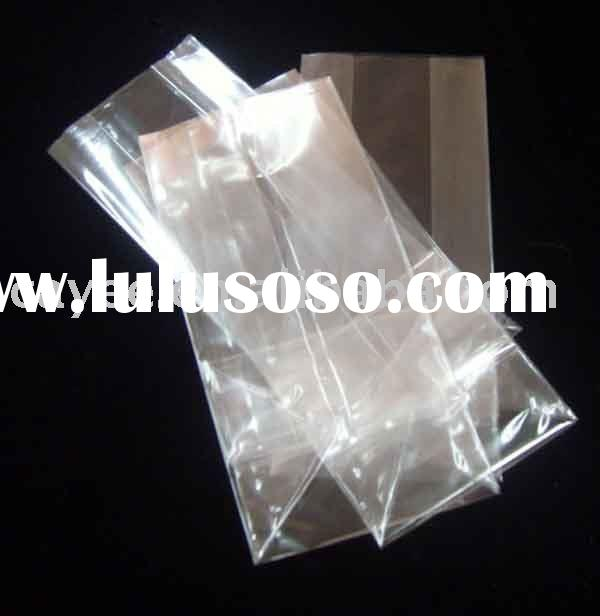 biscuit packaging bag,Clear opp Cello Bag,opp square bottom bag