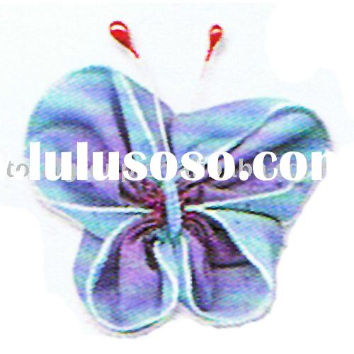 butterfly TGB21C3008(Corsage,Bow Tie,Crochet flowers,Rosette,Doll accessories,Ribbon belt,Wedding de