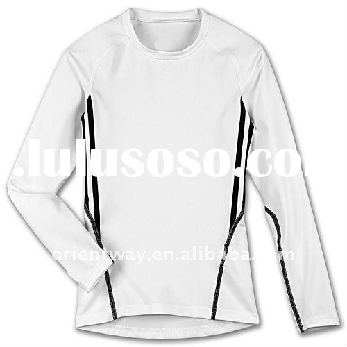 cheap design stripes blank soccer jersey with long sleeve