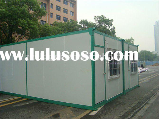 container mobile building