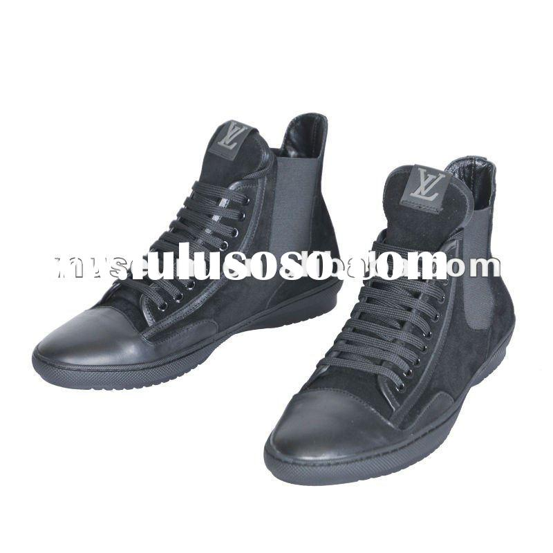 designer for 2012 new fashion men shoes
