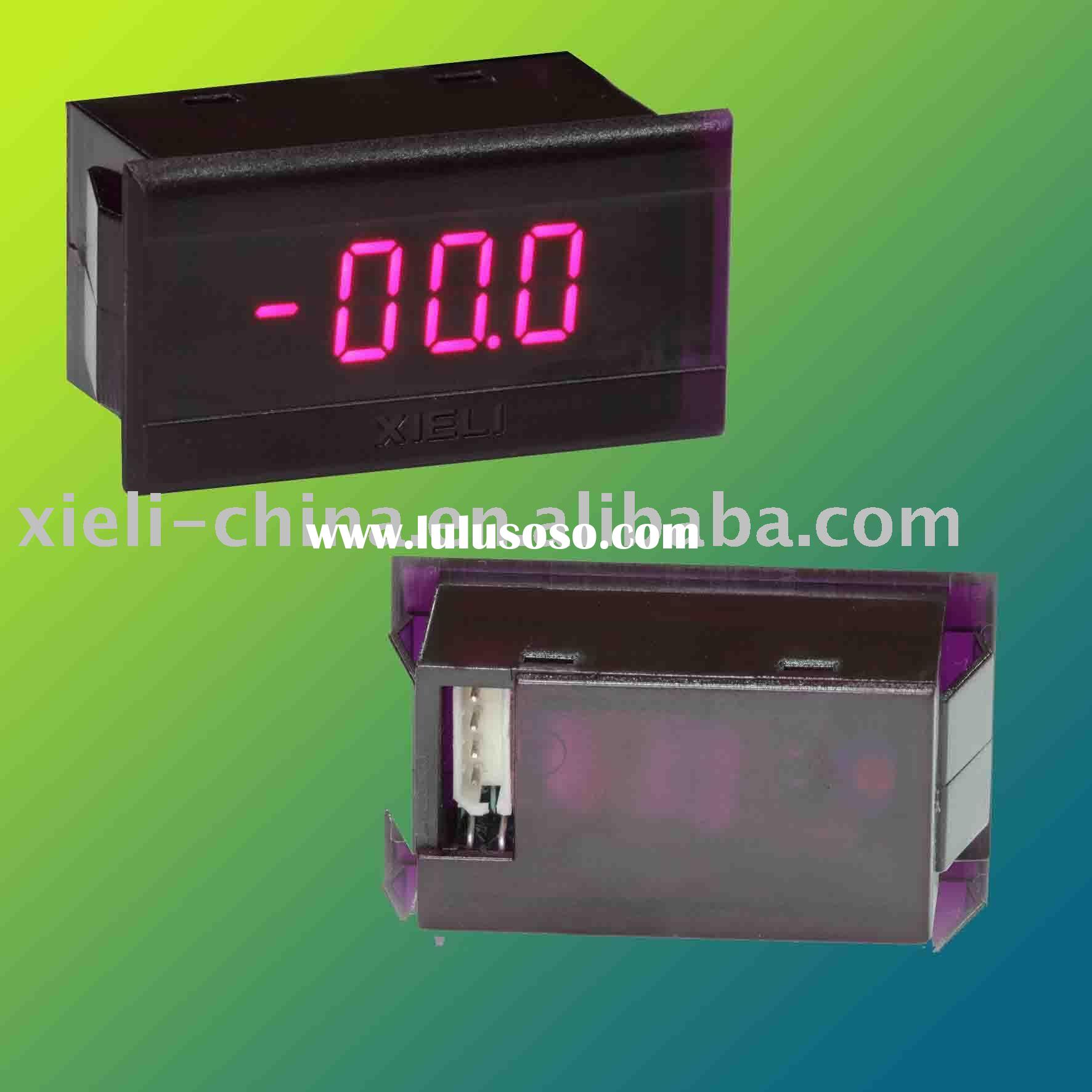 digital voltage meter for monitor the battery and electrical system in Car, RV, Boat, Motorcycle, So