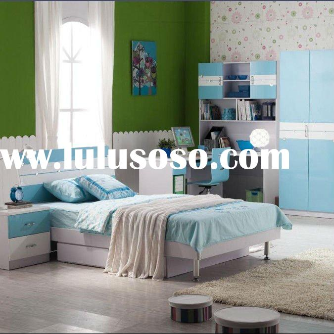 environmental and beautiful childrens bed room furniture mirrored bedroom sets furniture 2012 modern