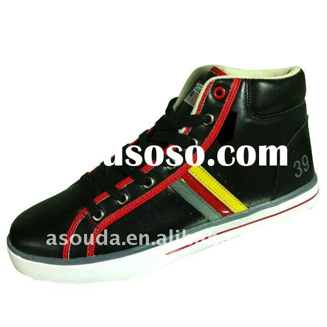 fashion pictures of high top shoes