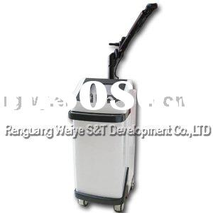fractional (pixel) laser beauty equipment for pigment removal, high-technology,acne scars grinding,s