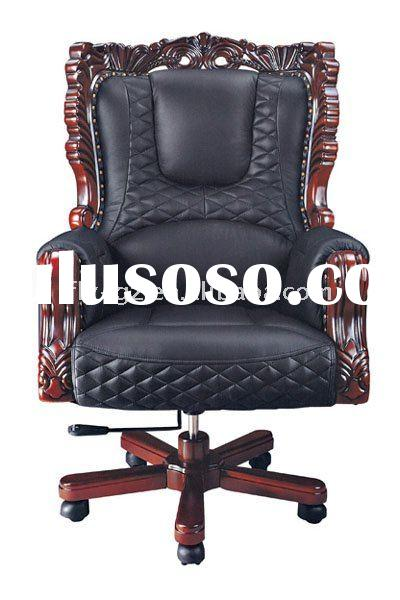 genuine director chair/leather office chair/favorable manager chair