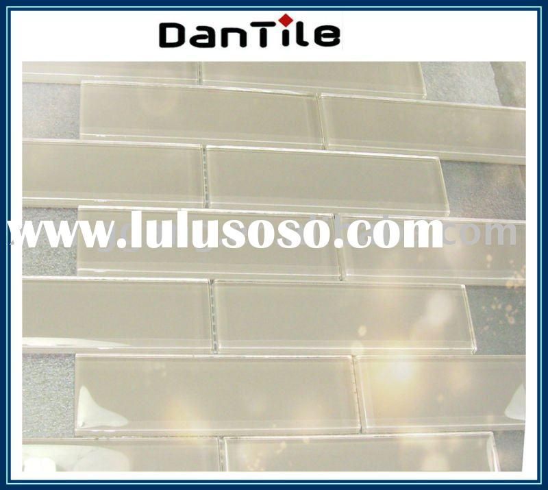 glass tile wall tile backsplash tile 75*150*8mm