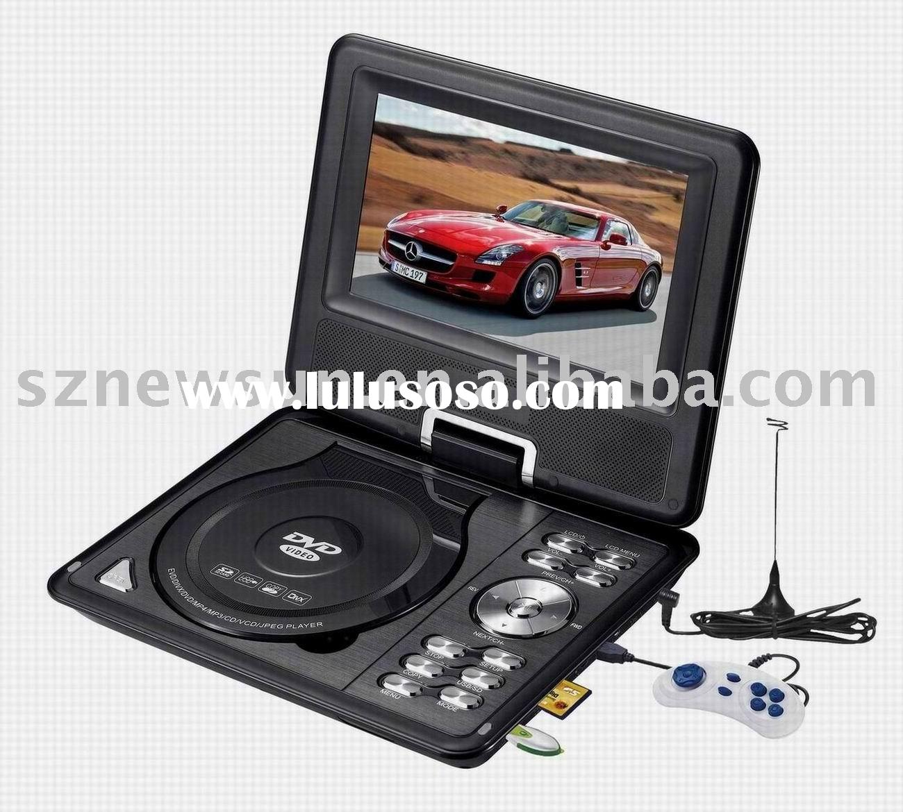 good quality with best price Portable DVD Player