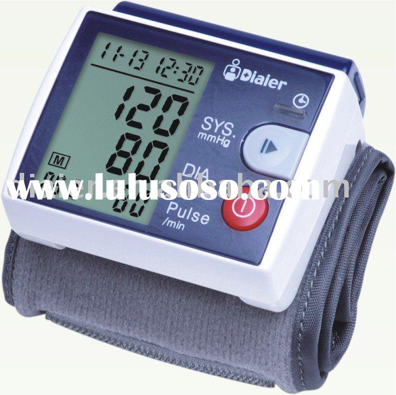 home blood pressure Monitor wrist type