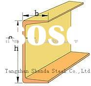hot rolled channel steel(Japanese Standard)