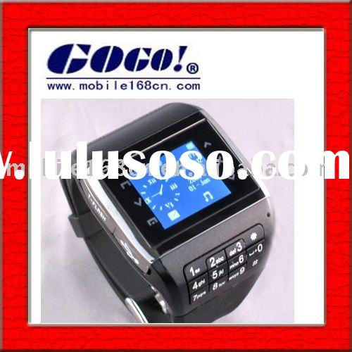 hot sale touch screen cheap watch mobile phone