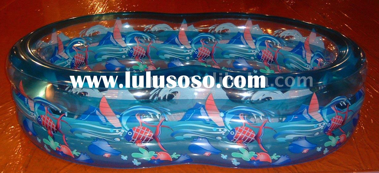 inflatable swimming pools,200x85cm inflated size,complying with CE,EN71 and ASTM standards