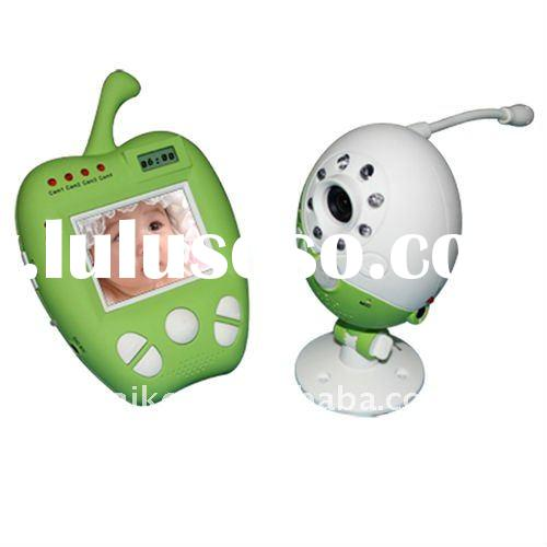 infrared wireless digital baby monitor with camera