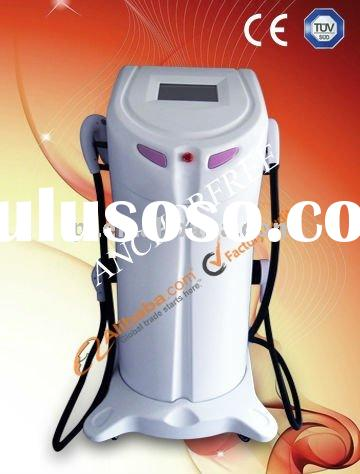 ipl rf machine for skin care and body shapping