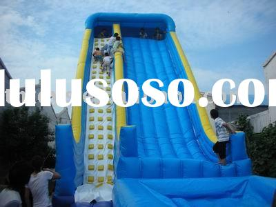 large inflatable slides, giant inflatable slides