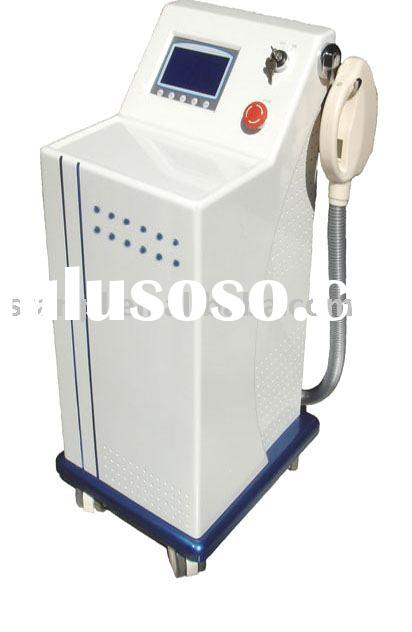 laser equipment for hair removal, skin rejuvenation and vein removal