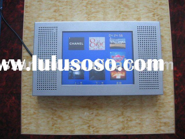 lcd touch screen advertising equipment---104CB-1