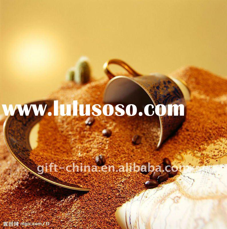 low price coffee bean and powder from China