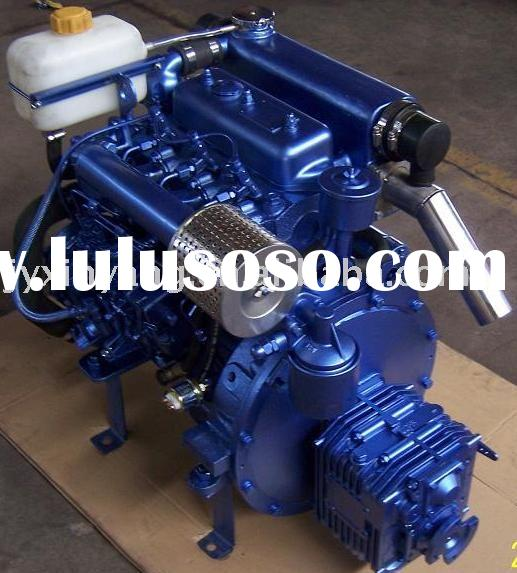 marine engine (marine diesel engine, inboard diesel engine