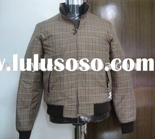 men's fashion winter jacket