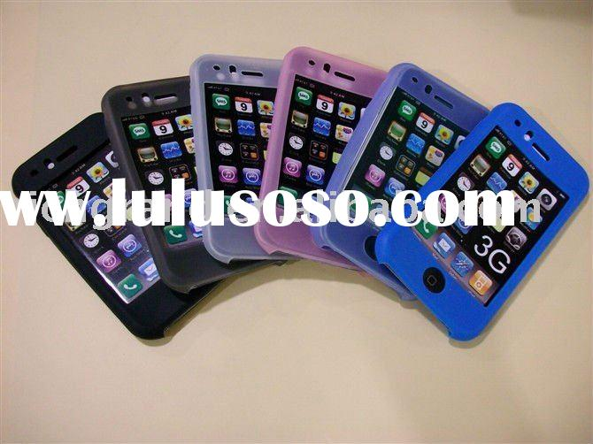 mobile phone accessories for Iphone 3GS silicon case