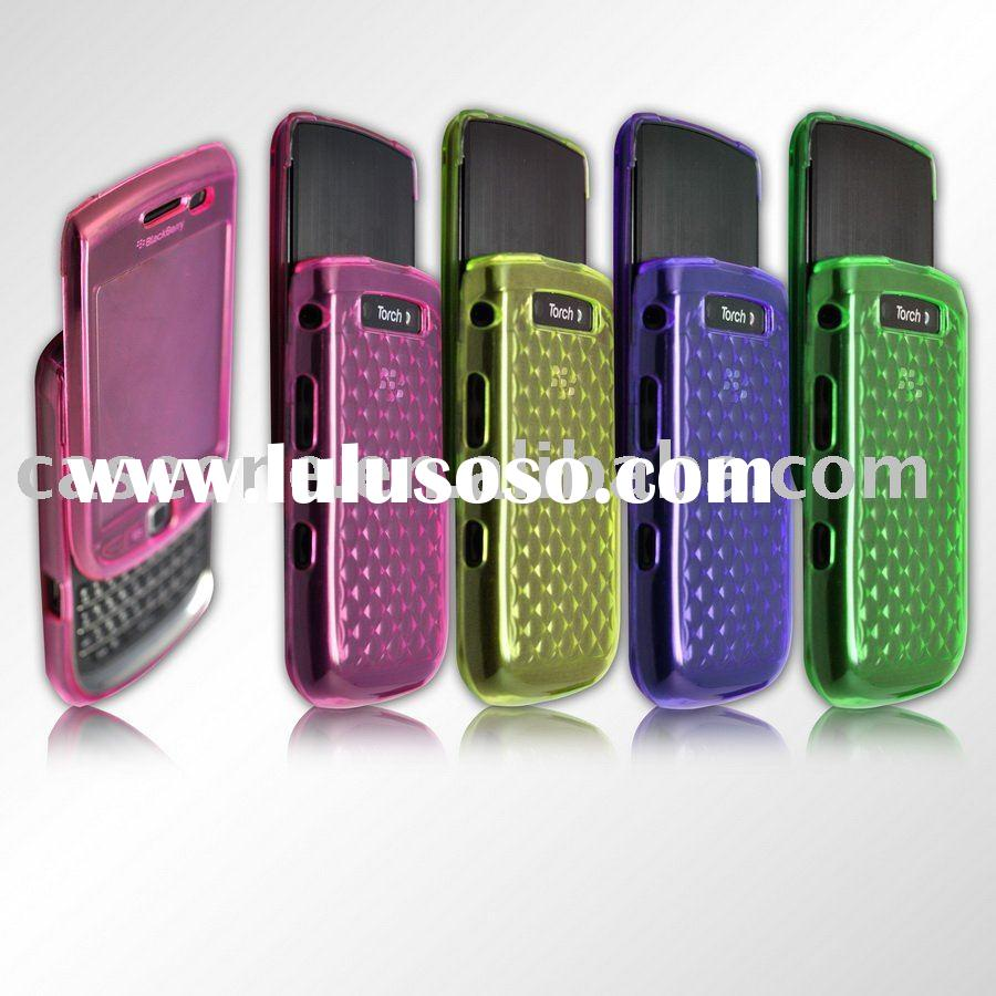 mobile phone case for Blackberry 9800 Torch
