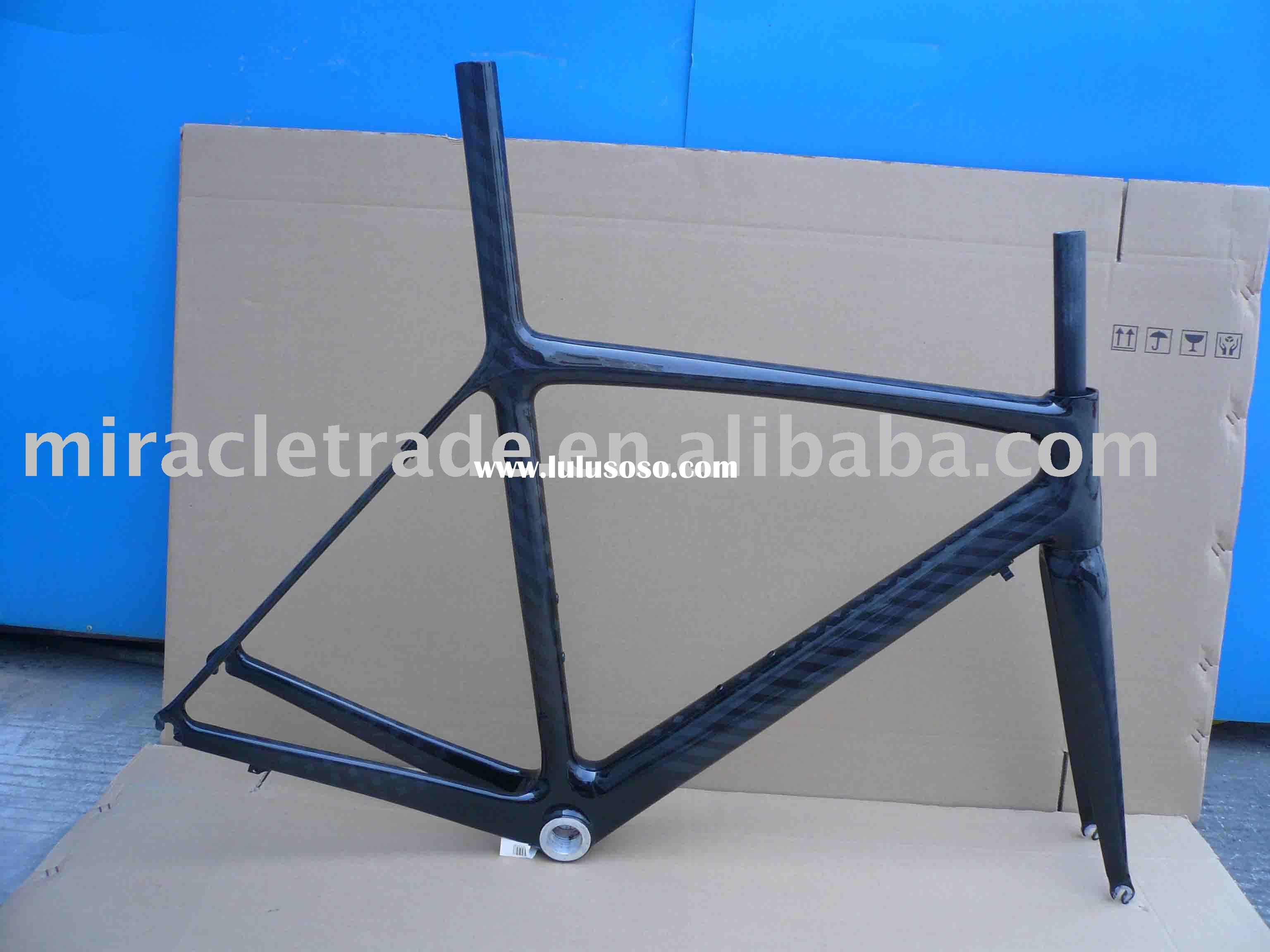 monocoque carbon frame/road bike frame