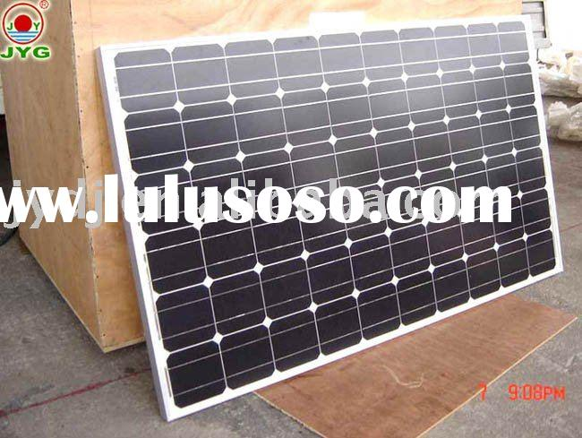 monocrystalline photovoltaic modules/solar panel,solar modules/photovoltaic module