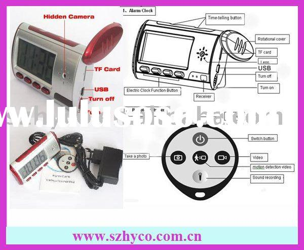 motion detection video recording security camera system
