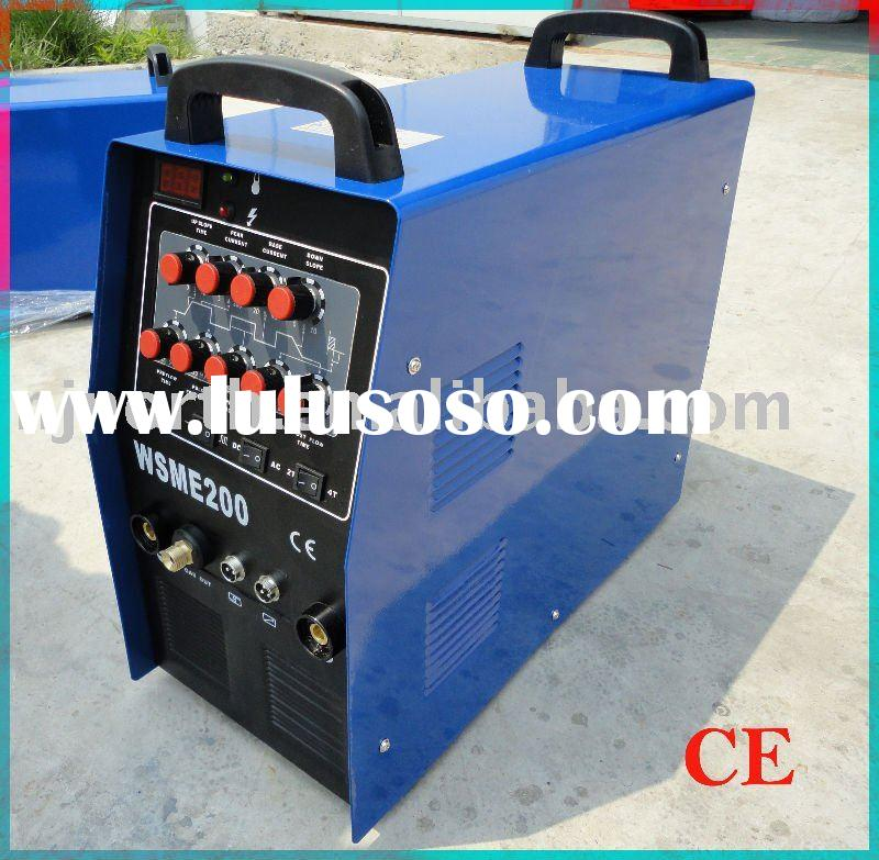 new style! Inverter AC/DC Pulse TIG welding machine with mma welding