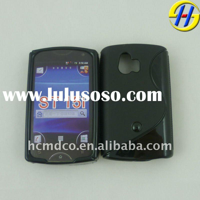 new style cell phone case for Sony-Ericsson XPERIA MINI