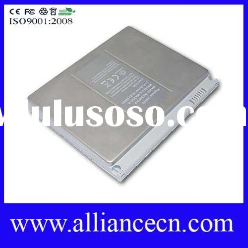 notebook battery for Apple A1175 series