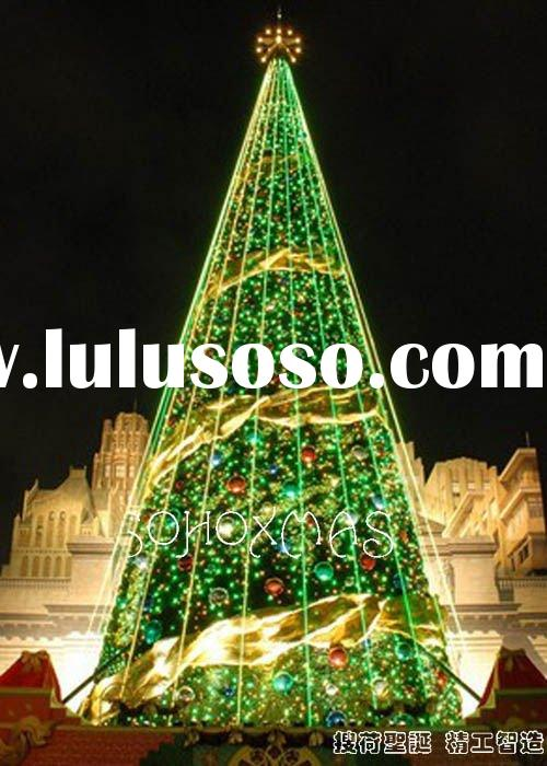 Outdoor Christmas Decoration Manufacturers : Outdoor christmas tree decoration
