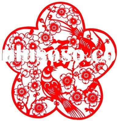 paper cutting for chinese new year decoration(HPC-1053)