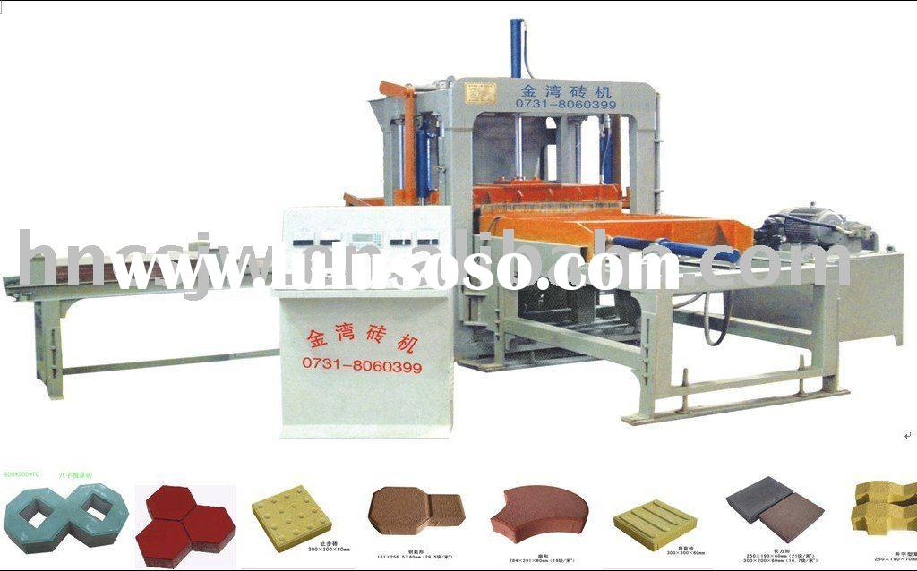 paver block making machine,fly ash brick machine