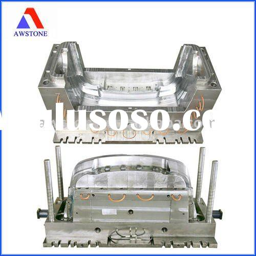 plastic injection mould for car bumper