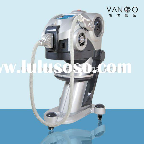 portable IPL beauty equipment for spa, salon, clinic use