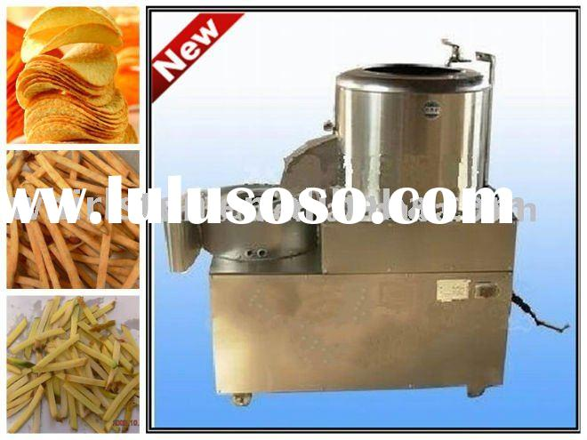 potato chips cutting machine/potato chips/french fries