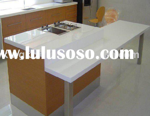 professional acrylic solid surface kitchen countertop