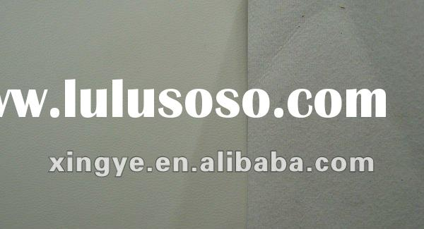 pu leather for shoe lining