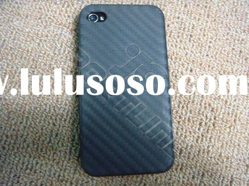 real carbon fiber cases for iphone 4s 4 twill matt finish