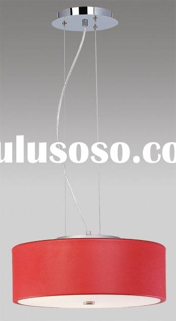 red pendant light indoor lighting modern lamps dining pendant lamp