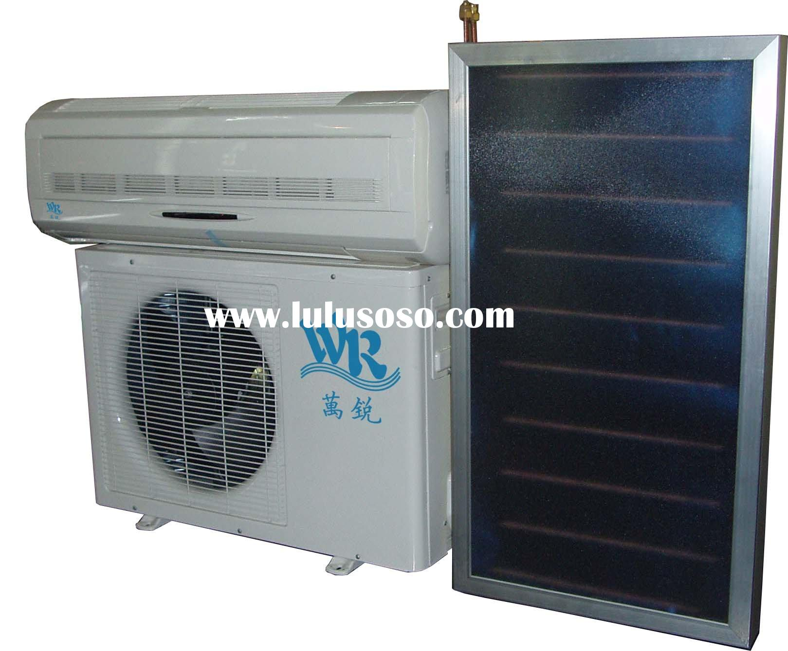 sell DC inverter solar air conditioner